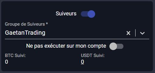 suiveurs du smart trading