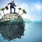В каких налоговых гаванях расположены основные криптографические компании?